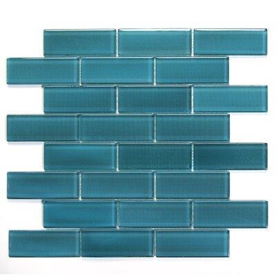 Mardi Gras Glass Mosaic Tile in Erato