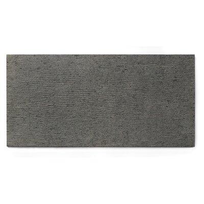 Basalt Etched 15 x 30 Basalt Field Tile in Grey