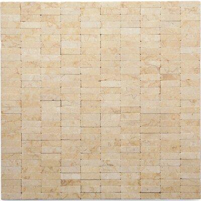 Post Modern Marble Mosaic Tile in Sisley