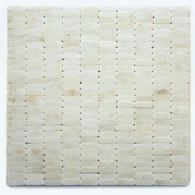 Post Modern Marble Mosaic Tile in Cassat