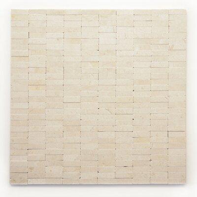 Post Modern Marble Mosaic Tile in Mondrian