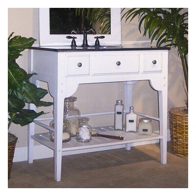 Dover 36 Bathroom Vanity Base Base Finish: Cottage White
