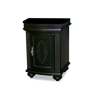 Arlington 24 Bathroom Vanity Base Base Finish: Ebony