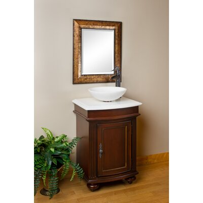 Coletta 21.5 Free-standing Single Bathroom Vanity Set