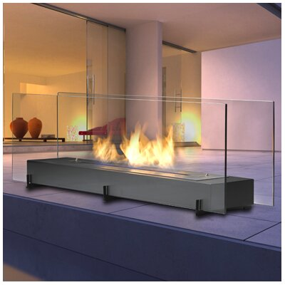 Eco-Feu Vision 2 Bio-Ethanol Tabletop Fireplace WS-00096-BS