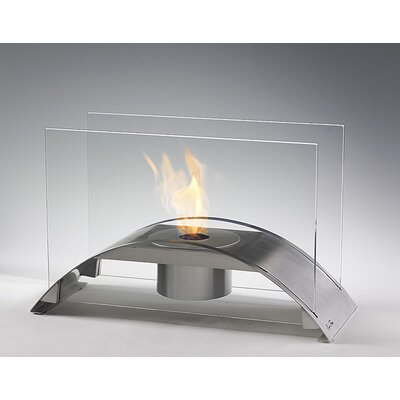 Rent Majesty Table Top Fireplace Finish:...