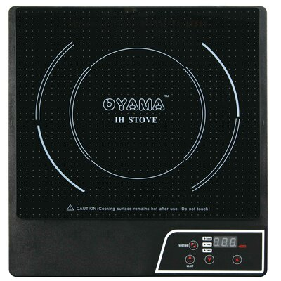 Oyama IH Portable Induction Cook Top at Sears.com