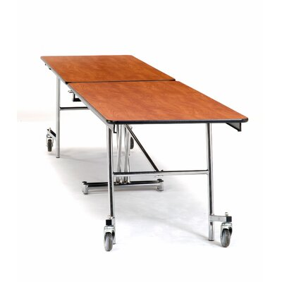 Rectangular Cafeteria Table Size: 96