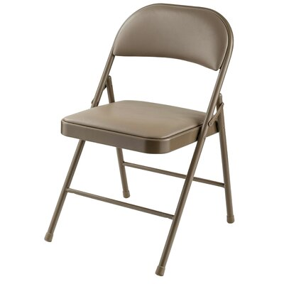 Commercialine Vinyl Padded Folding Chair (Set of 4) 951