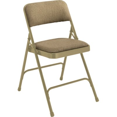 2200 Series Upholstered Folding Chair (Set of 4) #2201