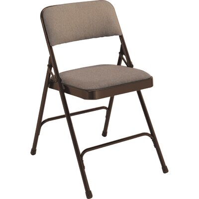 2200 Series Upholstered Folding Chair (Set of 4) #2207