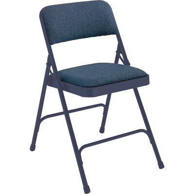 2200 Series Upholstered Folding Chair (Set of 4) #2204