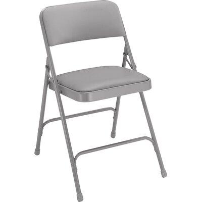 1200 Series Vinyl Upholstered Folding Chair (Set of 4) #1202