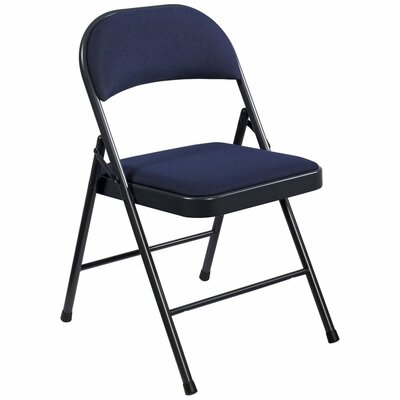 Commercialine Vinyl Padded Folding Chair (Set of 4) 954