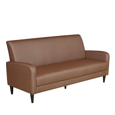 Directions East COOL Sofa - Color: Brown Faux Leather at Sears.com