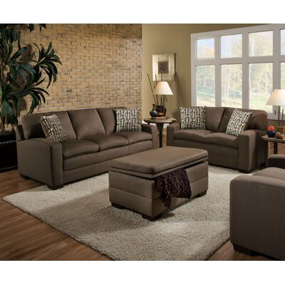 Chamberlain Contemporary Configurable Living Room Set