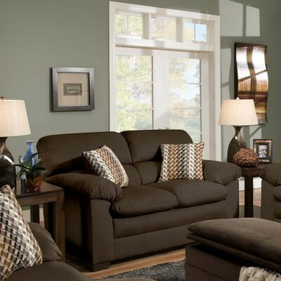 Britton Loveseat by Simmons Upholstery