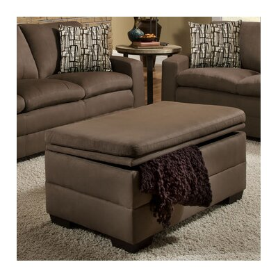 Chamberlain Contemporary Storage Ottoman