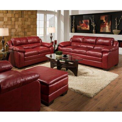 Simmons Upholstery UFI2734 Soho Living Room Collection