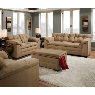Simmons Upholstery UFI2742 Velocity Living Room Collection