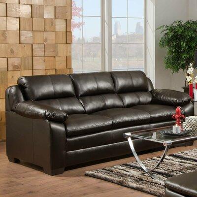 5066-03 Soho Espresso UFI2382 Simmons Upholstery Soho Sofa