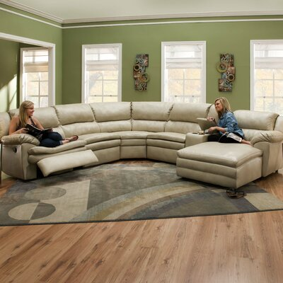 UFI2557 Simmons Upholstery Sectionals
