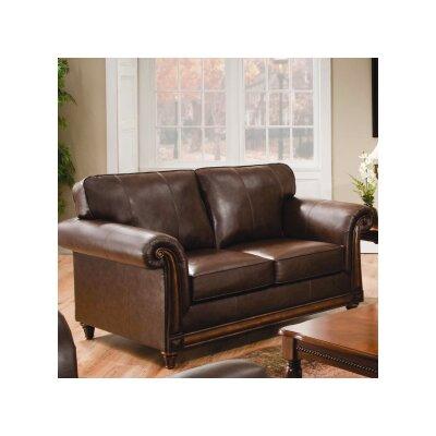 8001-02 San Diego Coffee UFI2613 Simmons Upholstery San Diego Loveseat