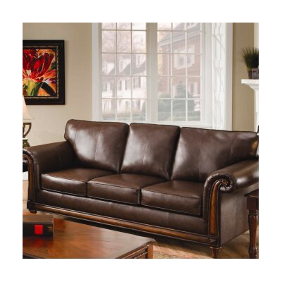 Three Posts THRE4538 28856586 Simmons Upholstery Duwayne Sofa