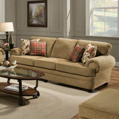Simmons Upholstery 7530-03 Thunder Topaz Thunder Sofa