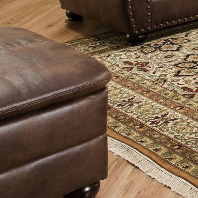 Stamford Ottoman by Simmons Upholstery
