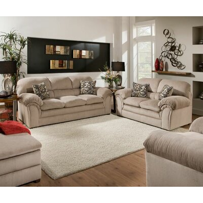 Simmons Upholstery UFI2549 Harper Living Room Collection
