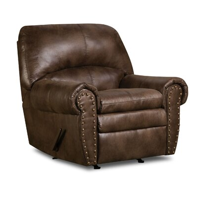 Mencia Manual Rocker Recliner by Simmons Upholstery