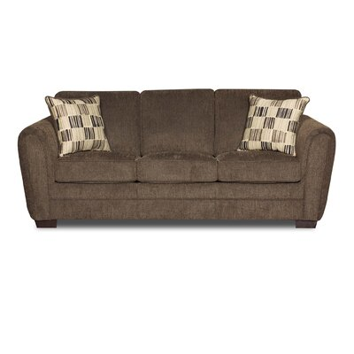 Lucas Hide-A-Bed Sleeper Sofa Size: Twin