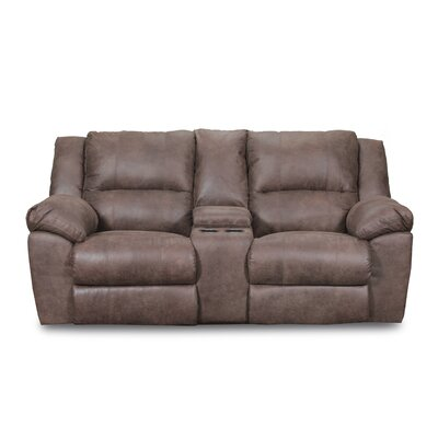 Umberger Double Motion Reclining Sofa by Simmons Upholstery