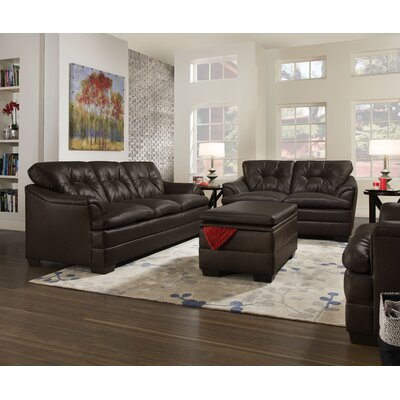 Simmons Upholstery Ellsworth Living Room Collection