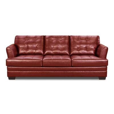 2055-04F Manhattan Onyx UFI2539 Simmons Upholstery Manhattan Sleeper Sofa