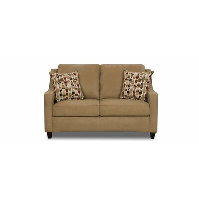 8950-04F Twillo Bronze UFI2653 Simmons Upholstery Twillo Full Sleeper Sofa