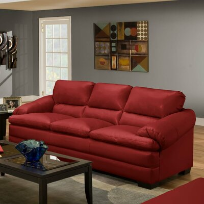 Simmons Upholstery 6590-03 Coach Natural / 6590-03 Coach Cardinal Coach Living Room Collection