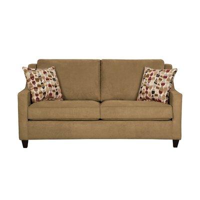 8950-024 Twillo Bronze UFI2659 Simmons Upholstery Twillo Twin Sleeper Sofa
