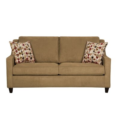 8950-02 Twillo Bronze UFI2656 Simmons Upholstery Twillo Loveseat