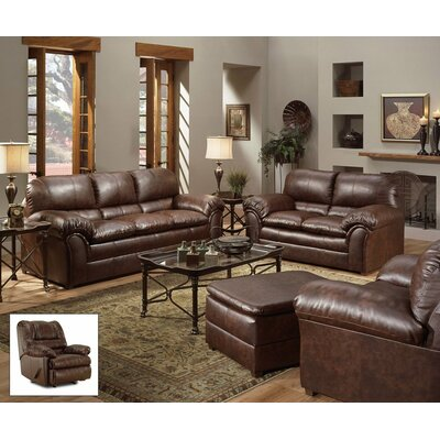 Simmons Upholstery UFI2705 Geneva Living Room Collection