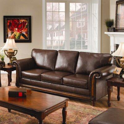 8001-04Q San Diego Coffee UFI2615 Simmons Upholstery San Diego Queen Sleeper Sofa
