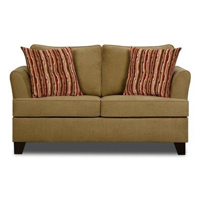 2049-024E Diver Treasure UFI3396 Simmons Upholstery Diver Sleeper Sofa