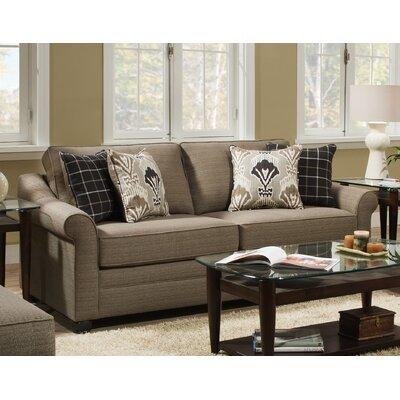 1610-04QE Seguin Driftwood Simmons Upholstery Sofas