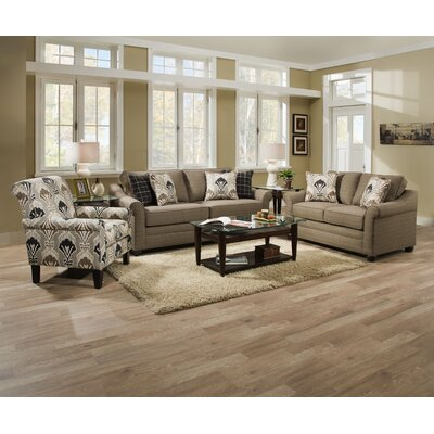 Simmons Upholstery UFI3464 Seguin Living Room Collection