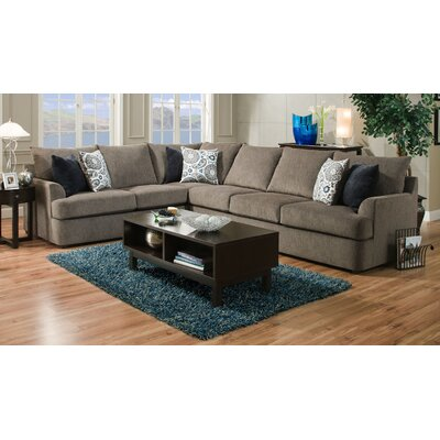 Simmons Upholstery UFI3457 Grandstand Sectional