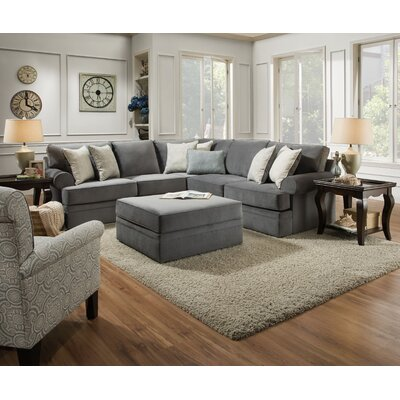 8530BR-03LB Simmons Upholstery Sectionals