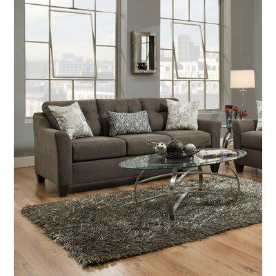 4315-04QE Encino Charcoal Simmons Upholstery Sofas