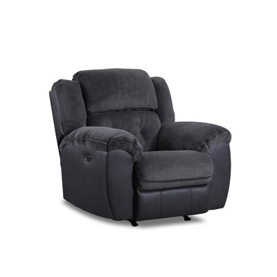 Simmons George Power Rocker Recliner