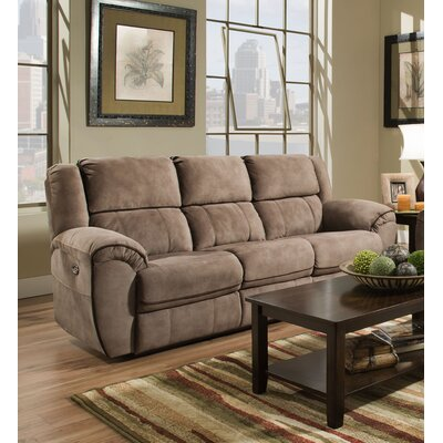 Red Barrel Studio RDBL7154 Simmons Genevieve Double Motion Reclining Sofa Type